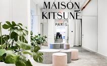 Mathieu Lehanneur / Maison Kitsuné