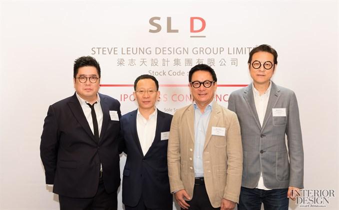 重磅/ 梁志天设计集团有限公司公布计划于香港联合交易所主板上市之图片
