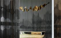 布鲁盟室内设计 \ 华侨城·原岸 美学生活馆:黑龙江11选五开奖结果,艺术观感下的人文空间
