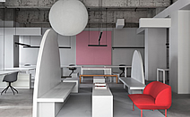 艾克建筑设计 / X游戏∣形色界办公室
