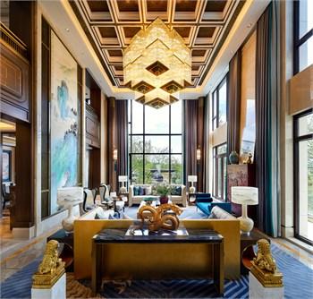 C.H.Y.室內設計|禮遇中國文化,寄情西湖山水