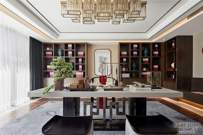 h.y.室内设计|礼遇中国文化,寄情西湖山水