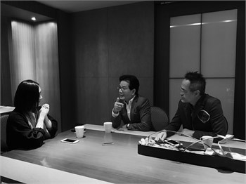 the space鄧泰立和刘荣禄专访:样板房设计趋势——多元化与多文化