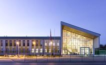Crisosto Smith Arquitectos / 智利文化艺术传播学校