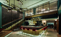 G2lab / 希腊ELEVEN 餐厅