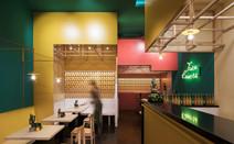 Erbalunga Estudio / 西班牙Sierra Madre墨西哥卷饼店