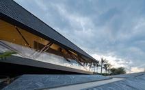 ENJOYDESIGN / 万科西双版纳文化展厅:艺术空间,情致东方