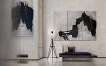 意巢设计 / 云山素居:清晖灵逸,抒意东方美学的会所设计