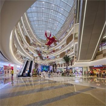 GLC设计:南宁大唐天城购物广场