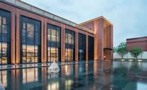 龙湖.新派建筑.现代风格.九里颐和售楼中心