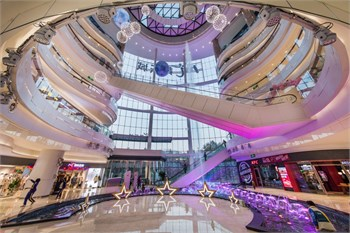 GLC设计——邯郸美乐城,在体量中探索商业价值的地标典范