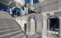 隐于都市心脏,广州老楼蜕变成时尚办公空间 | 在于空间设计