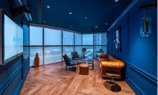 Space Matrix希尔顿酒店新加坡办公空间设计项目