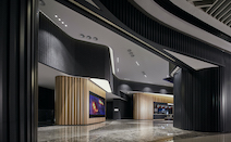 孟涛、肖志军 | 博纳影业南京六合龙湖时代天街店——风格是原则的和谐