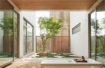 NAN Design:白房子,后现代主义下谱奏的田园牧歌