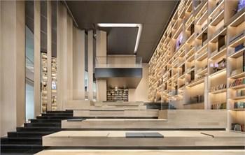 深朴悦设计:龙湖揽境销售中心——形式的诗意
