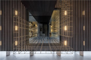 SWS Group:闻风拾水,古都新城——南京华贸中心售楼处