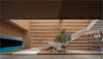 明德设计 | 无锡万科·梅里上城CO-Life体验馆:重构城市生活社区