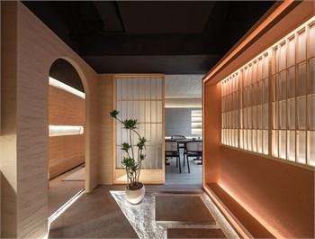 "DCDSAA淀川设计:上海黄浦江畔""外滩和光茶室"""