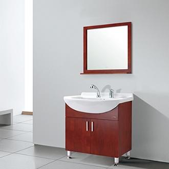 箭牌实木浴室柜APGM7L398