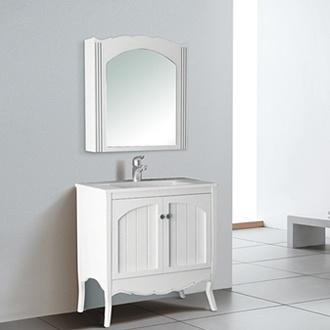 箭牌实木浴室柜APGM8L391L