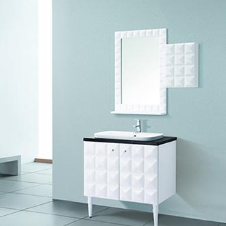 箭牌3D奈丽板浴室柜APGM9L4136