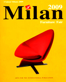 2009 Milan Furniture Fair米兰国际家具展作品集